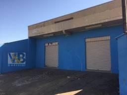 Imóvel para locação comercial - Jd Santos Dumont - Ourinhos/SP