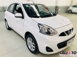 Nissan March 1.0 SV Completo / 2018