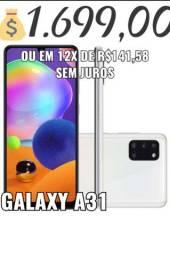 Galaxy A31<br><br>