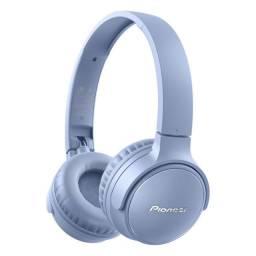 Fone De Ouvido Bluetooth Pioneer S3 Wireless Se-s3bt