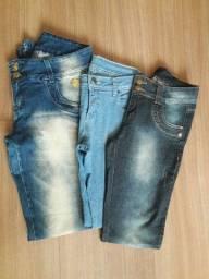 Lote Calça jeans feminina