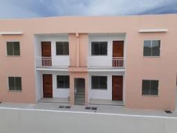 PSJ09 Lindas Casas Tipo Apartamento No Laranjal Com 2 Quartos e garagem