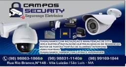 Campos Security Segurança Eletrônica