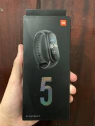 Promoção : Mi band 5 Original Xiaomi