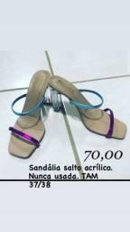 Sandália 70,00