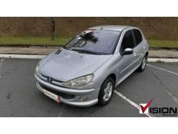 Peugeot 206 1.4 Feline 8V Gasolina 4P Manual (2004)