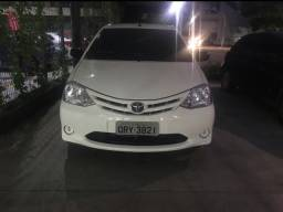 Toyota Etios x 2013