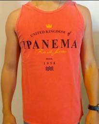 Camiseta regata Osklen