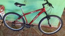 Bicicleta aro 29 toda revisada só pegar e pedalar