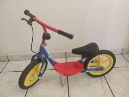 Bicicleta infantil 2/3 anos