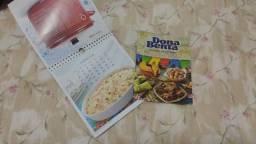 Revistas e livros de culinária