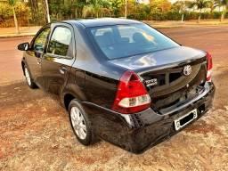 Toyota Etios 2019 Sedan X Plus 1.5 Flex Automático 38mil km zerado / tro.co e financio