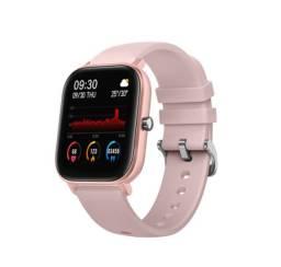 Relógio Smartwatch Colmi P8 Original - Cor Rosa