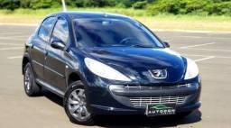 Peugeot 207 Hatch XR 1.4 Flex 4 Portas 2011 Completo 89.000km!!!