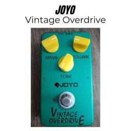 Pedal Joyo Jf-01 Vintage Overdrive (6x sem juros)