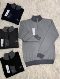 Suéter  masculino entrega imediata P ao GG