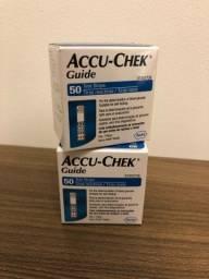 Tiras-teste Accu-Chek Guide