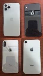 iPhones de vitrine com preço top
