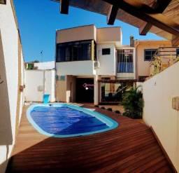 R$ 5.500 Maravilhoso sobrado no Tropical com piscina para locação!!!