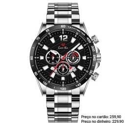 Relógio Masculino Original Carsi Kie 100% Funcional
