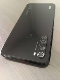 Celular Xiaomi Redmi note 8 128 gb impecável