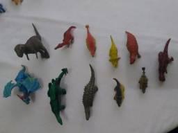 Dinossauros com 11