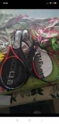 Par de raquete de tênis  200 reais
