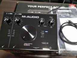 Interface de áudio M-Audio Air 192|6