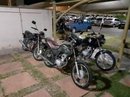 Alugue uma moto para trabalhar