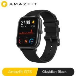 Xiaomi Amazfit Gts preto Global- Novo lacrado