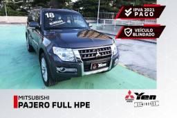 Pajero HPE Full 3.8 V6 250cv 5p Aut. blindado