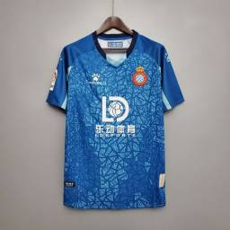 Camisa Espanyol de Barcelona home 2020/21