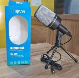 Microfone condensador Inova