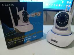 Câmera Robô WI-FI Com Sensor De Movimento