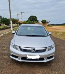 Honda Civic 1.8 LXS (2014) Automático