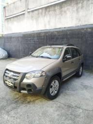 Fiat Palio Adventure 1.8 Locker kit gás 2011