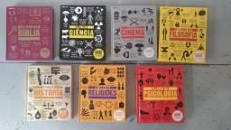 Coleção Livros Globo - As Grandes Ideias De Todos Os Tempos
