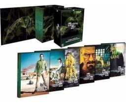 Box Dvd Breaking Bad Todas As Temporadas