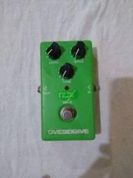 Pedal de Overdrive - Nux