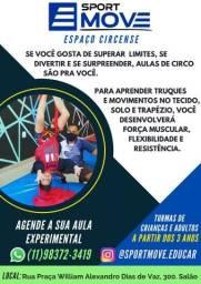 Sport Move - Escola de Circo