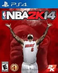 NBA 2K 14 ps4