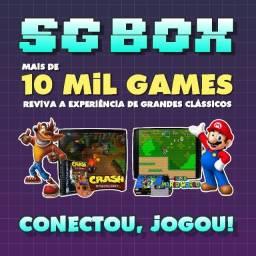 Vídeo Game Retrô 10 Mil Jogos