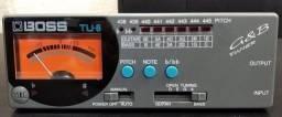 Afinador Boss TU-8 Semi-novo (Mixer Instrumentos Musicais)