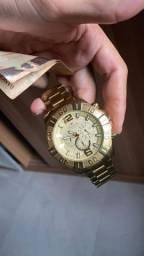 Relógio technos original com nota fiscal e caixa