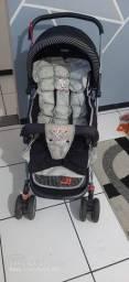 Carrinho de bebê do Corinthians ,não esta pra doação, estou precisando do Dinheiro!!!