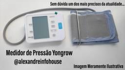 medidor de pressão yongrow top