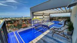 Flat no Smart Residence, com sacada, perfeito para você morar bem!!!
