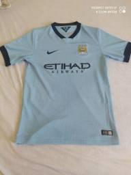 Camisa Nike Manchester City I 2014/2015