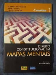 Título do anúncio: Direito Constitucional em Mapas Mentais