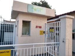 Apartamento 700 metros do West shopping, conduçãona porta, 2 quartos, varanda